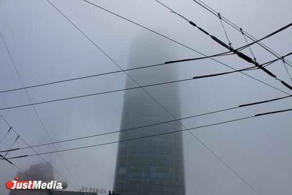 Средний Урал на три дня погрузился в смог
