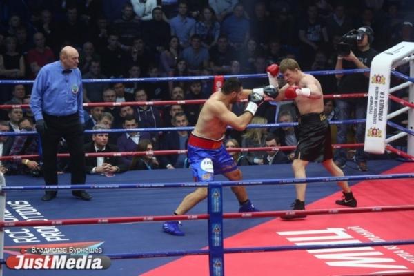 Бой Поветкина против Хаммера признали лучшим спортивным событием года