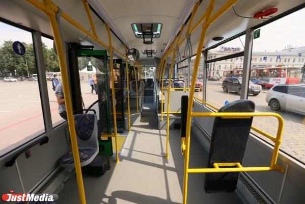 В Екатеринбурге поездка на автобусе закончилась для старушки больничной койкой