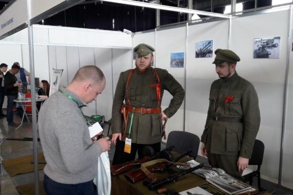 Музейный комплекс УГМК презентован на выставке «ЛЕТО-2018»
