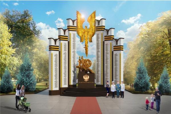 В Екатеринбурге установят мемориал ветеранам органов внутренних дел