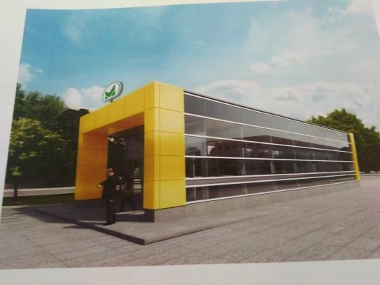 Ройзману передали детальный проект второй ветки метро в Екатеринбурге. ФОТО
