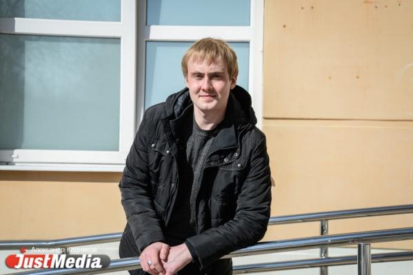 Фельдшер ЦГБ №3 Евгений Малахатка: «Весна – это время перемен к лучшему». В Екатеринбурге +5 и холодный ветер. ФОТО, ВИДЕО