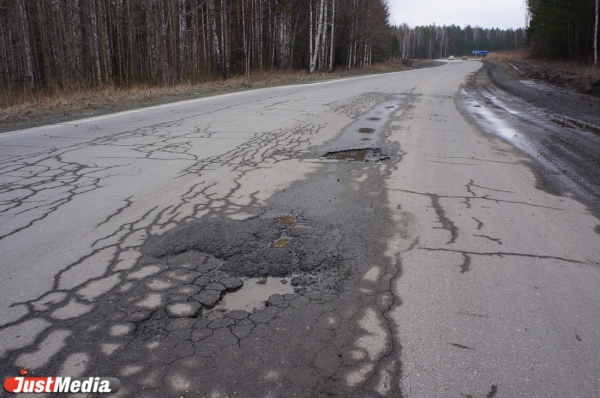 В Свердловской области вдвое уменьшились детская смертность в ДТП и количество аварий из-за плохих дорог