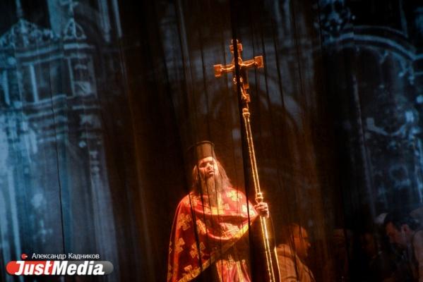 Уже сегодня в Екатеринбургском театре оперы и балета презентуют «Греческие пассионы». СМОТРИМ вместе с JustMedia, что увидят зрители