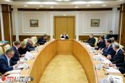 Свердловская «Депутатская вертикаль» просит Госдуму побыстрее принять закон для наказания «гряземесов».