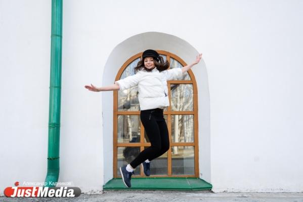 Светлана Боброва, практик йоги: «Весна – прекрасная пора, когда можно гулять до самого позднего вечера». В Екатеринбурге +14 и дождь