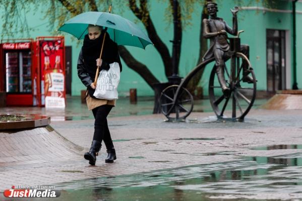 На Свердловскую область обрушатся сильные дожди и ветрище