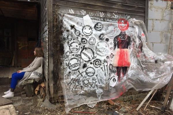 Екатеринбургские художники устроили выставку в подготовленном к носу доме, где жила Плисецкая. ФОТО