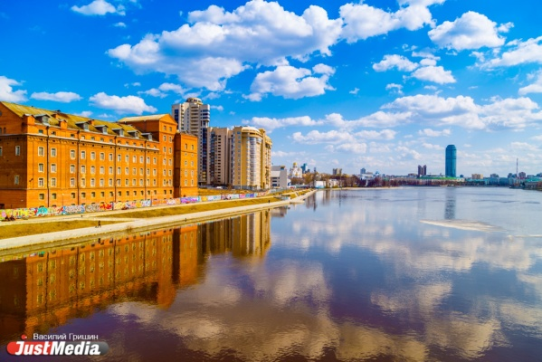 Екатеринбург вошел в ТОП-5 рейтинга Минстроя РФ по качеству городской среды