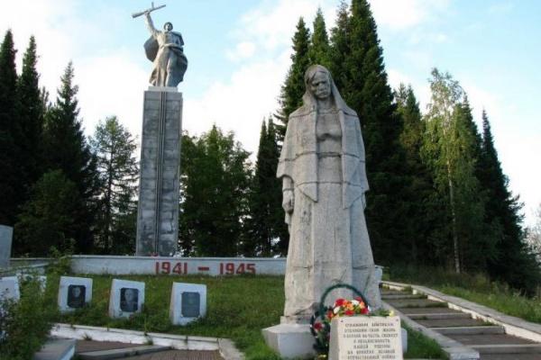 Администрация Нижней Туры восстановила мемориал солдатам, погибшим в годы Великой Отечественной войны, только после решения суда