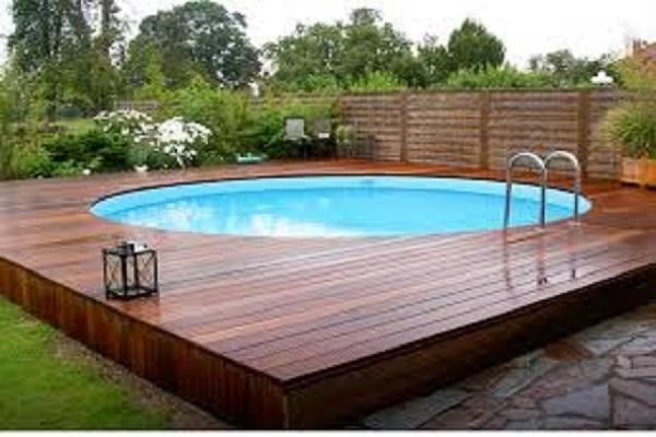 Какой бассейн выбрать для дачи?