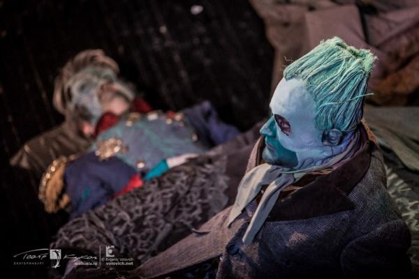 В Екатеринбургском театре кукол зрителей погрузят в пугающий, но бесконечно притягательный мир Достоевского. ФОТО