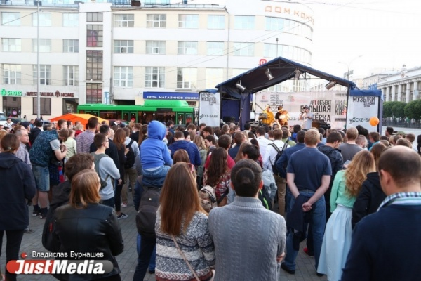 На гала-концерте Ural Music Night будет 30 000 зеркал
