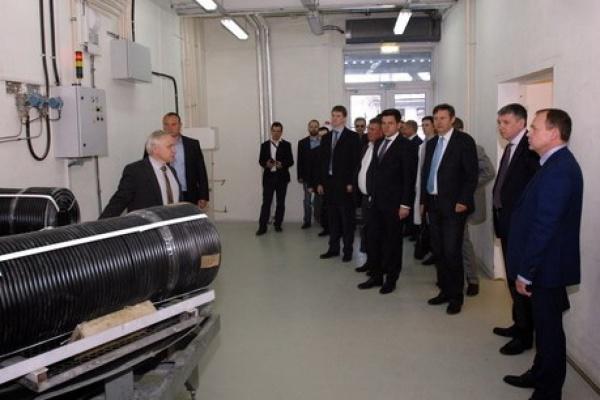 Министр Цветков поддержал идею строительства на базе УрФУ клиники с возможностями центра ядерной медицины