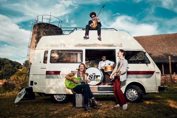 В саду Вайнера на Ural Music Night зажжет команда SUiT из Германии