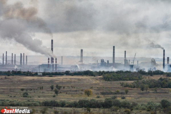В Асбесте «ФОРЭС» загрязняла воздух диоксидом серы и азота