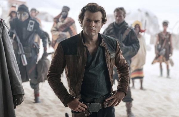 Космический вестерн «Хан Соло: Звёздные Войны. Истории» и фантастический фильм «Черновик» выходят в прокат на этой неделе