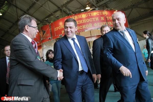 Куйвашев на Петербургском международном экономическом форуме планирует привлечь в Свердловскую область новых стратегических партнеров