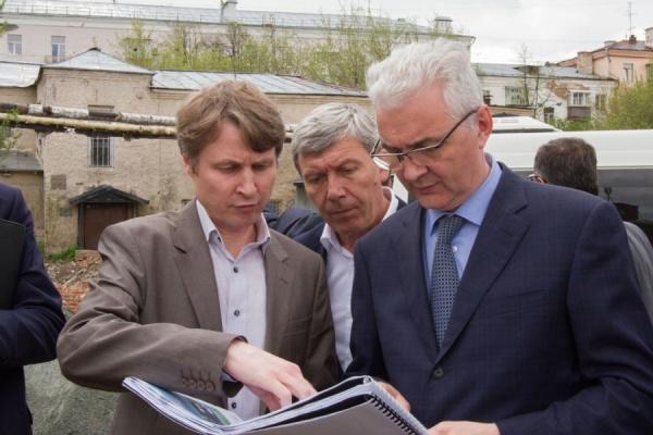 Официально: строительство «Эрмитаж-Урала» начнется уже в июне