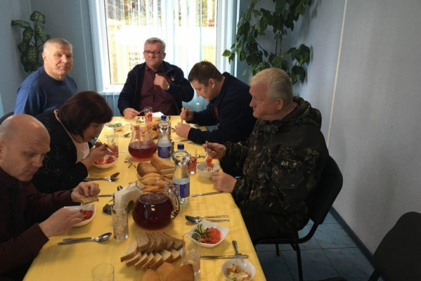 Глава Ивделя и депутаты городского округа посетили северный медно-цинковый рудник «Святогор»