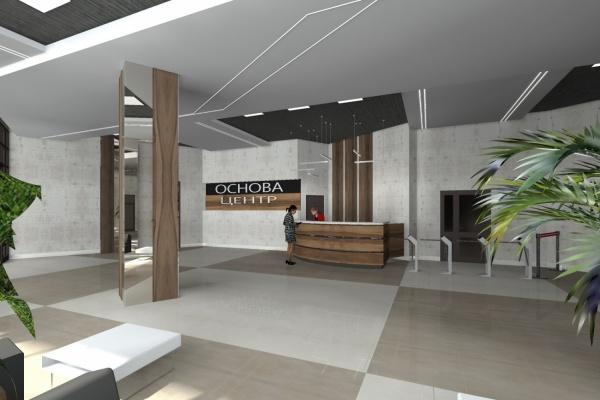 «Атомстройкомплекс» достроит бизнес-центр «Основа» в Пионерском районе