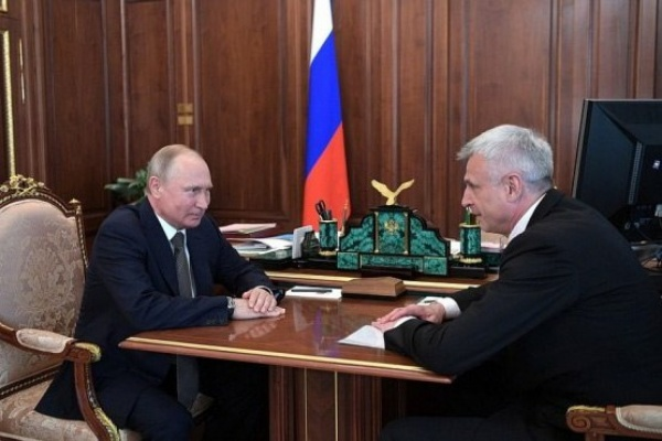 Носов назначен врио губернатора Магаданской области