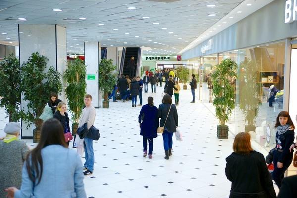 Главные ТРЦ Екатеринбурга к ЧМ-2018 вводят систему tax-free для иностранных покупателей