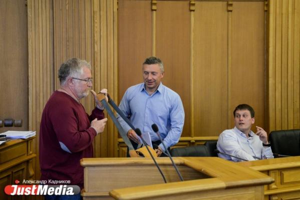 «Закрыть всем двери!». Как в ЕГД обсудили условия конкурса на нового главу Екатеринбурга