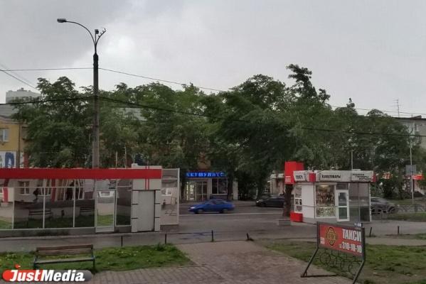 Ураганы в Екатеринбурге задержатся еще на две недели