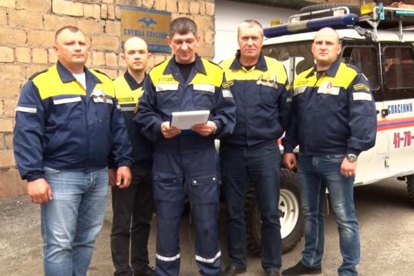Тагильские спасатели просят Путина отправить их на пенсию досрочно. ВИДЕО