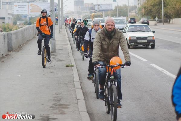 Гости ЧМ-2018 проедут на велосипеде по знаковым местам Екатеринбурга