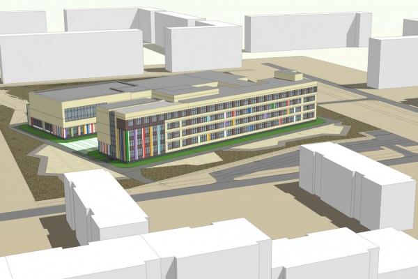«Атомстройкомплекс» построит в Каменске-Уральском самую большую в регионе школу