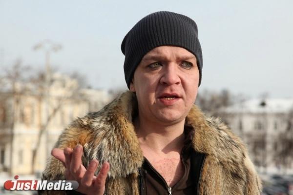 Магистр вуду Антон Симаков ищет мужчин-моделей для суперпровокационного перфоманса