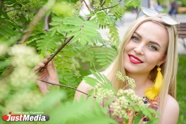 Менеджер NL Татьяна Барбакова: «Люблю лето за возможность не кутаться в теплую одежду» В Екатеринбурге +21 и гроза. ФОТО, ВИДЕО