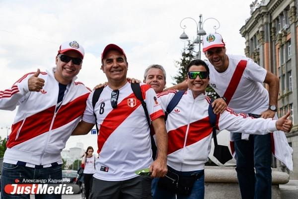 Болельщики из Франции и Перу сделали прогнозы на сегодняшний матч