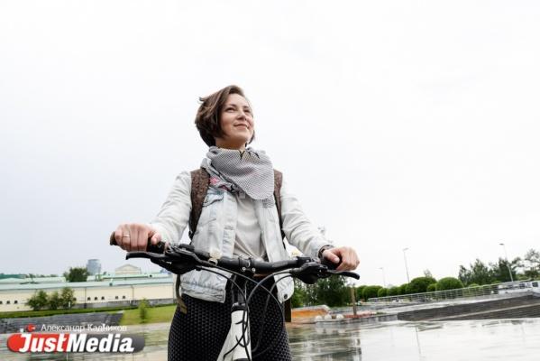 Маркетолог Юлия Панфилова: «Главное – одеваться по погоде». В выходные в Екатеринбурге потеплеет и закончатся дожди. ФОТО, ВИДЕО