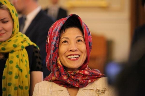 Воскресный матч на «Екатеринбург Арене» посетит принцесса Японии