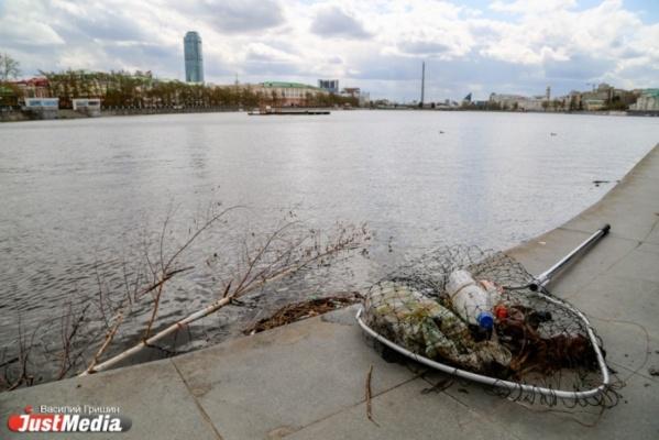 Екатеринбургские экологи рассказали, что выловили в Исети за прошедший месяц. ДОКУМЕНТ