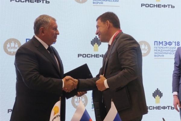 Сечин помог Куйвашеву попасть в топ-5 губернаторов в сфере ЖКХ