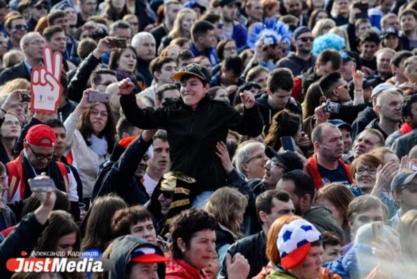 В день матча Мексика – Швеция фан-зону в ЦПКиО посетит Забивака и выступит «Дискотека Авария»
