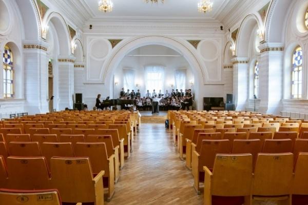 Фото предоставлено Свердловским мужским хоровым колледжем.