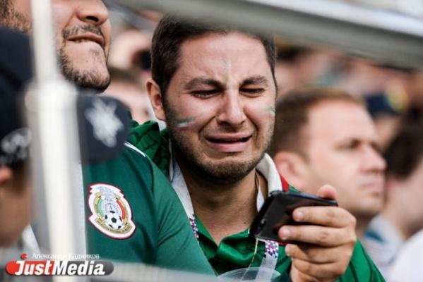 Сборная Мексики покидает ЧМ-2018, проиграв Бразилии со счетом 0:2