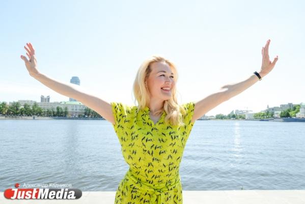 Марина Кульчитская, воспитатель: «Можно любоваться звездами и не завидовать тем, кто улетел в жаркие страны». В Екатеринбурге +31. ФОТО, ВИДЕО