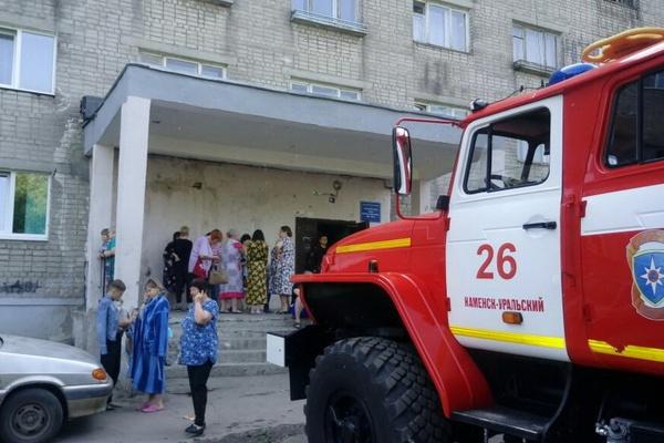 В пожаре в многоэтажке в Каменске-Уральском погибли три человека