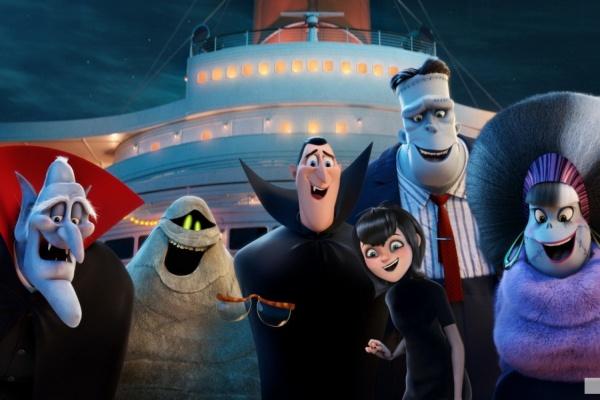 В преддверии премьеры долгожданного мультфильма «Монстры на каникулах-3» сразу в трех кинотеатрах пройдут «Яркие каникулы»