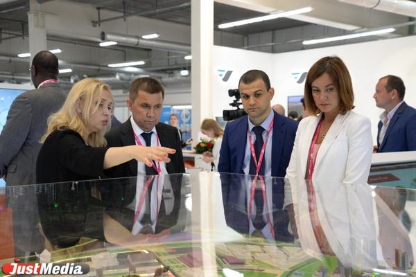 Бывший главный архитектор Екатеринбурга презентует на ИННОПРОМе проект нового ЗООпарка. ФОТО