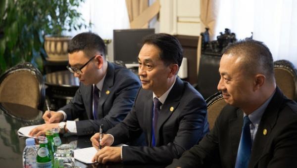 В УрФУ съехались ректоры Китая и России