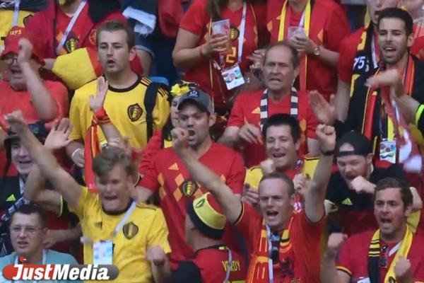 Бельгия заняла третье место в ЧМ-2018