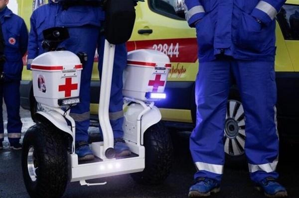 Медики Екатеринбурга готовы работать на сигвеях на всех массовых мероприятиях